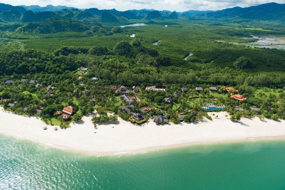 Four-Seasons-Resort-Langkawi, Malaysia