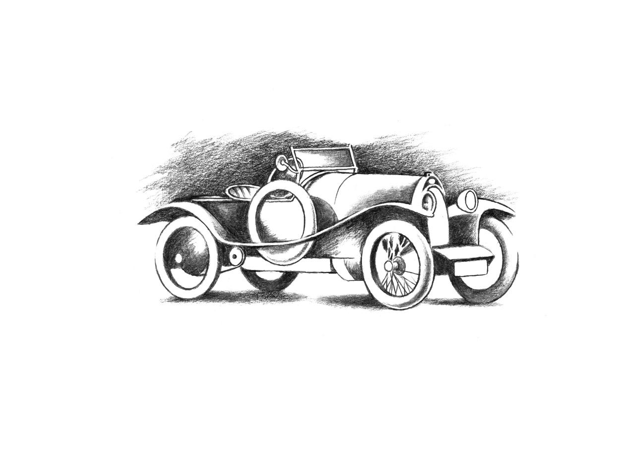 Bugatti Roalnd-Garros