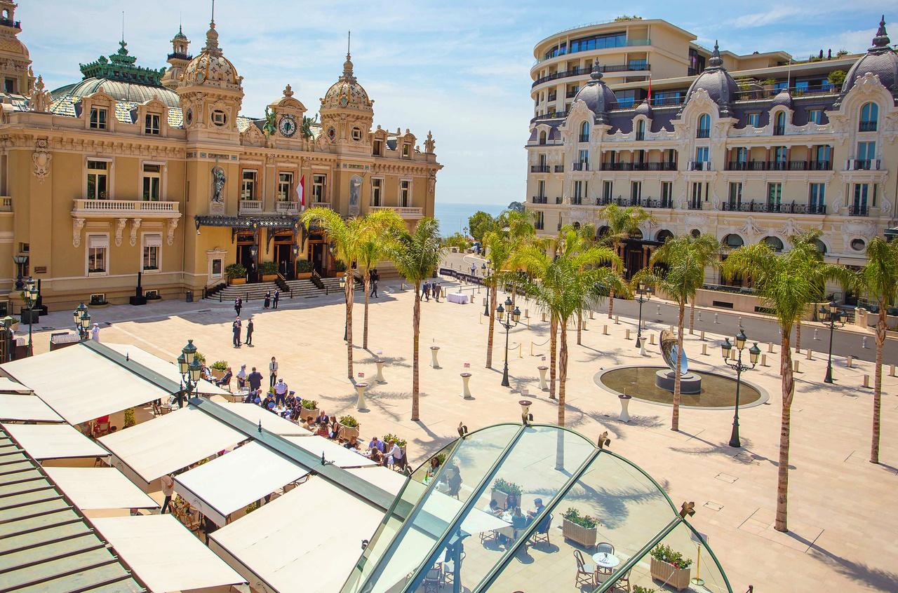 Casino-Platz Monaco