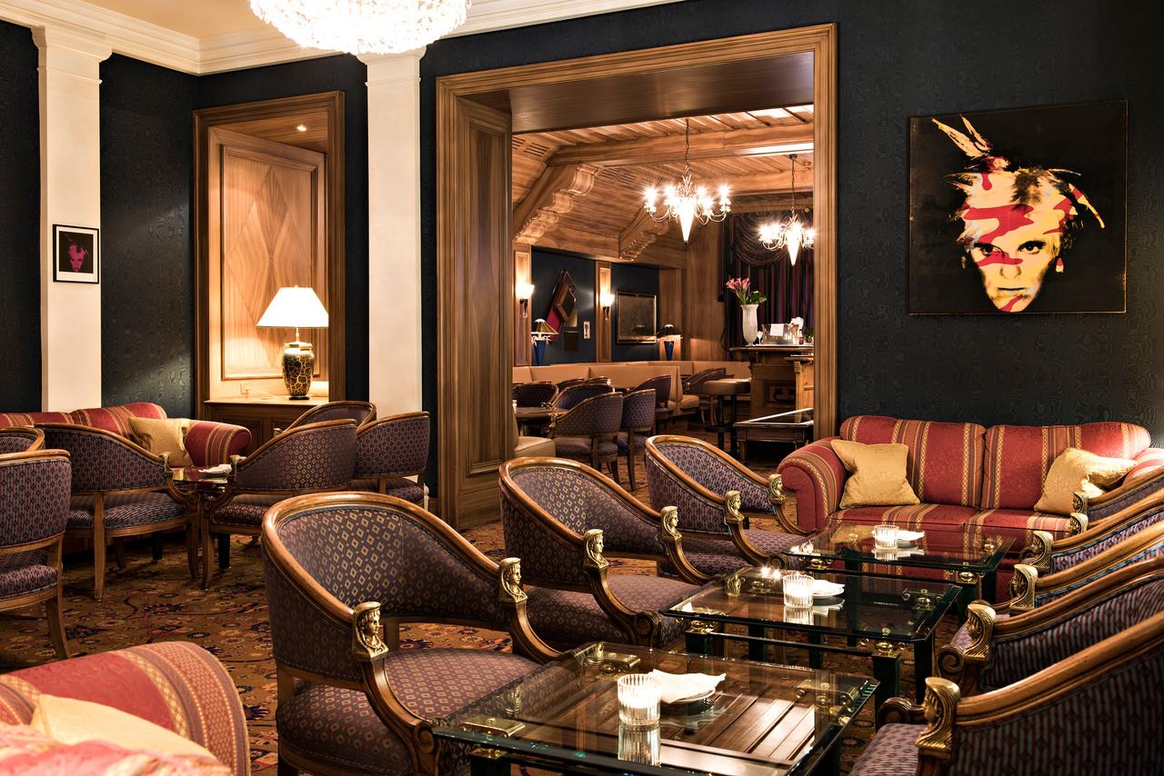 Kulm-Hotel, Bar