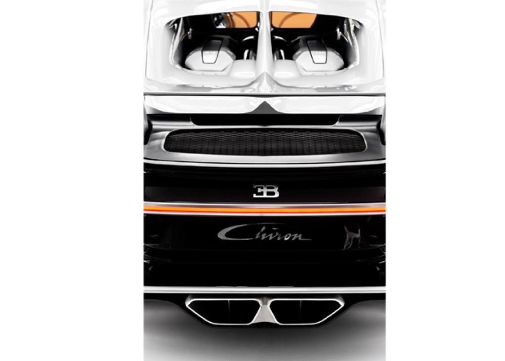 Bild des neuen Bugatti Chiron