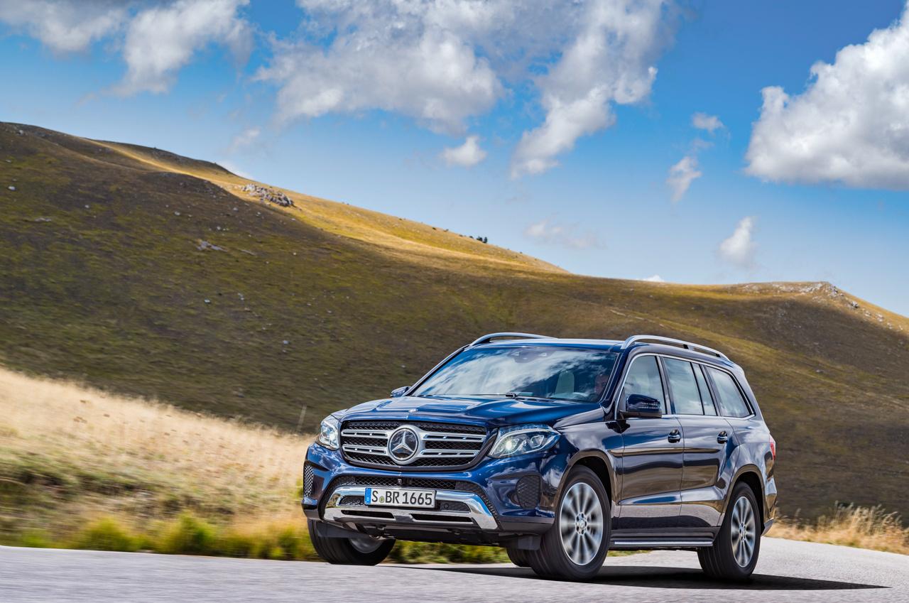 Mercedes-Benz-GL-Class