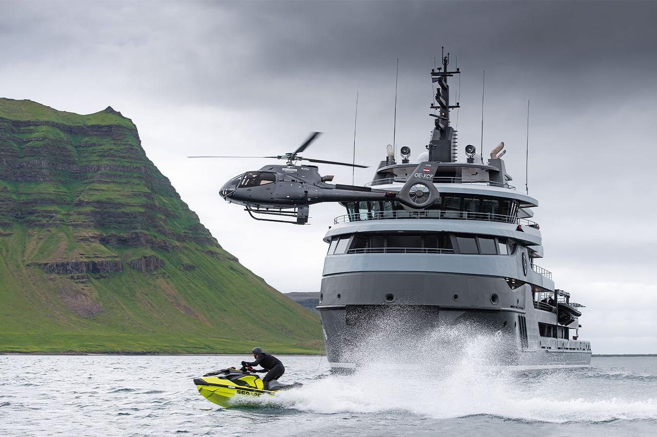 Yacht Ragnar