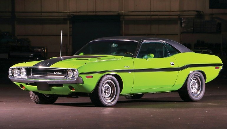 1970er Dodge Challenger
