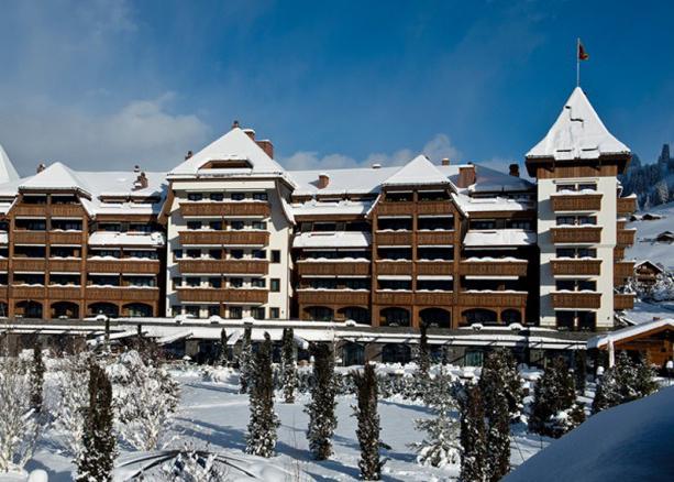 Alpina Gstaad Skihotel
