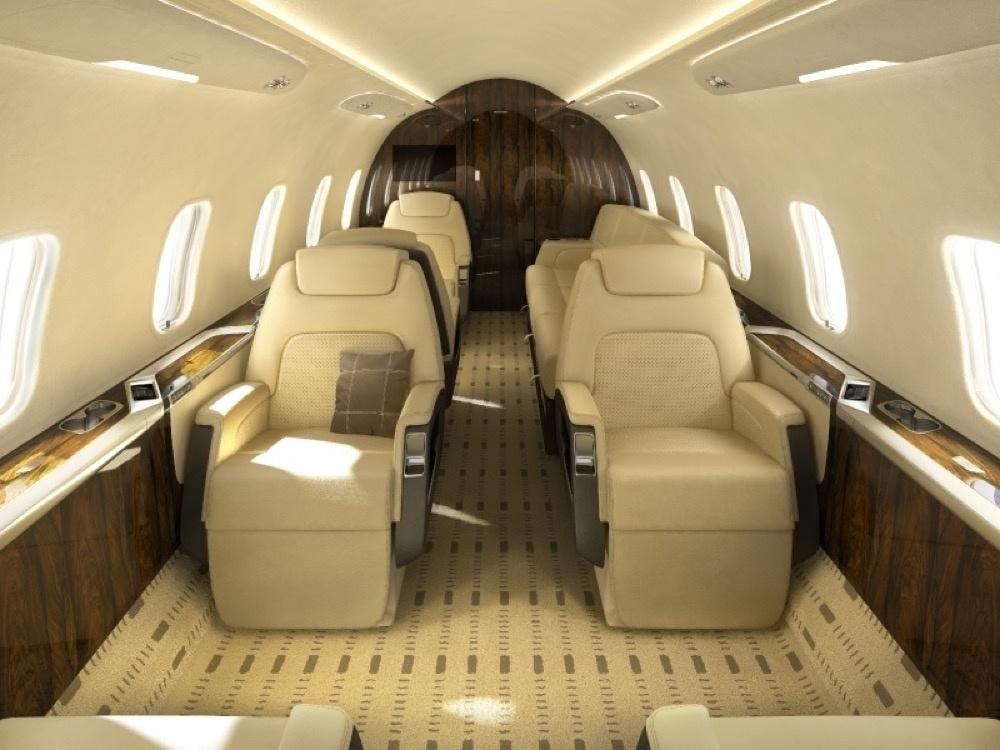 Bombardier C350