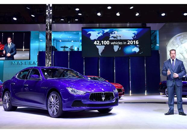 Maserati, Auto Shanghai, Reid Bigland