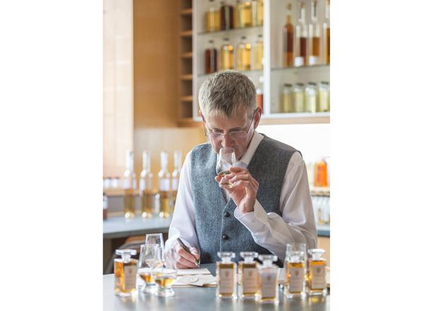 Jim Beveridge, Whisky, Johnnie Walker