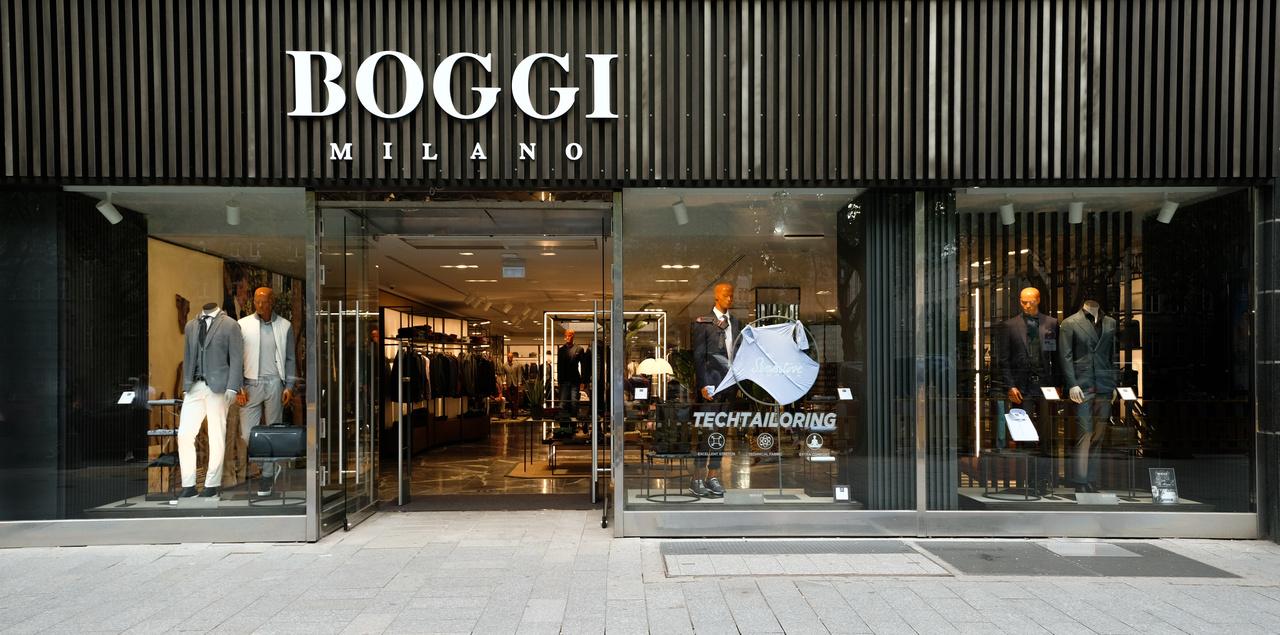 Boggi Milano Store Düsseldorf