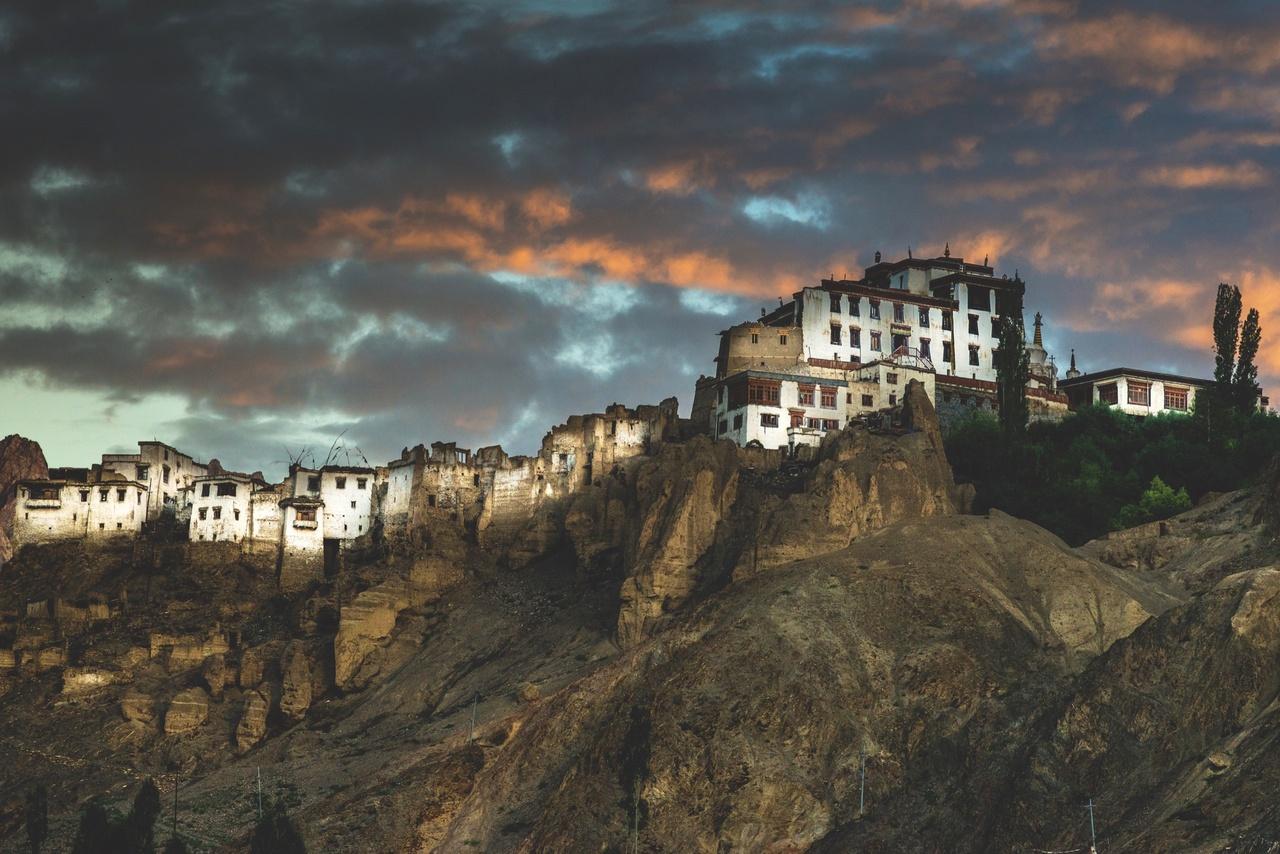 Ladakh im Herbst