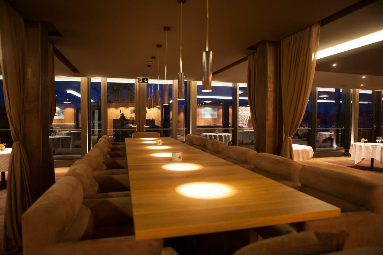 Crans-Ambassador-Hotel, Schweiz, Restaurant