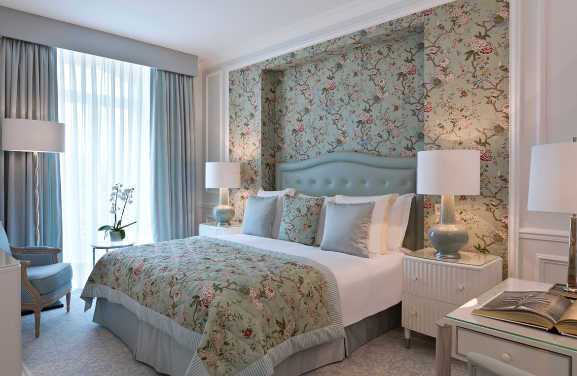 Beau-Rivage-Palace, Superior Room, Lausanne