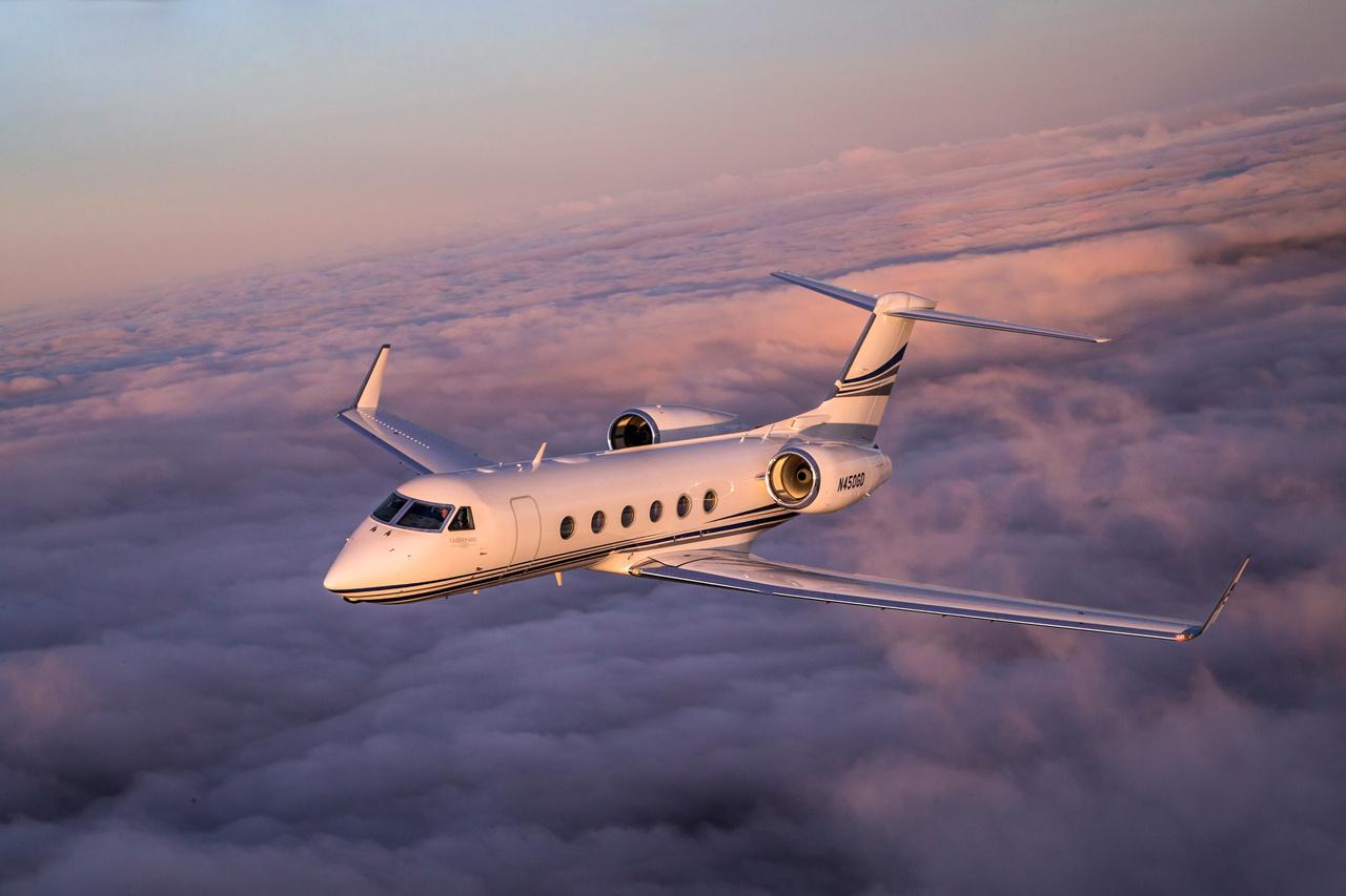 Gulfstream-G450