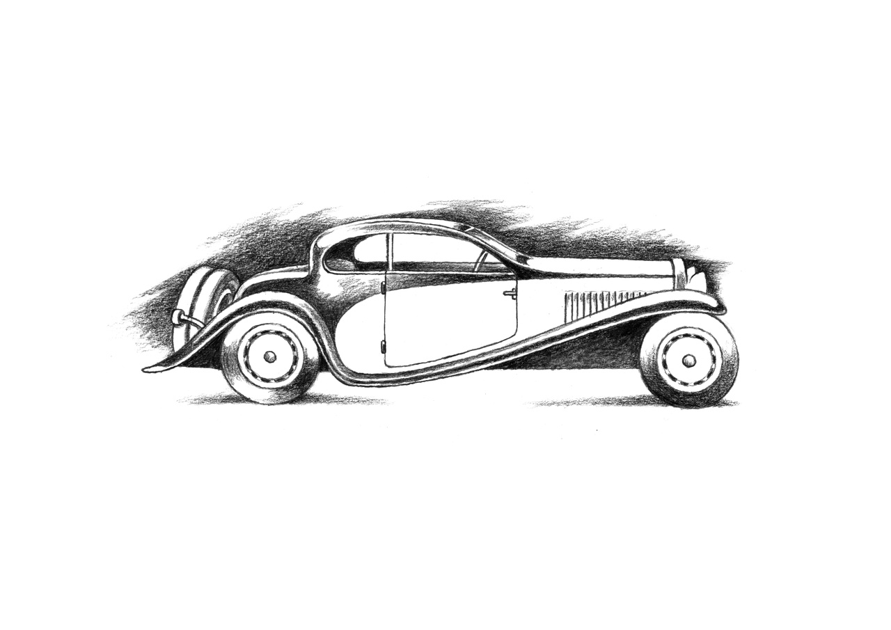 Bugatti Petitroyale