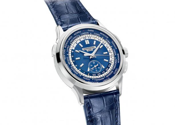 Patek Philippe World Time Chronograph Ref 5930