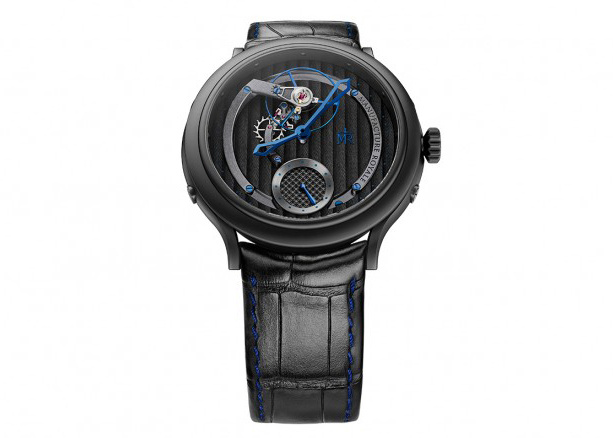 Manufacture Royale 1770 Voltige Blackfeather