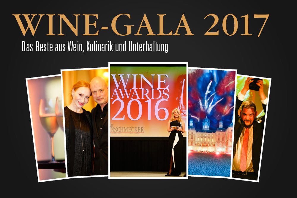 WINE AWARDS Gala 2017