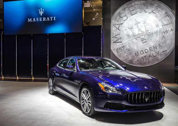 Maserati, Quattroporte GranLusso