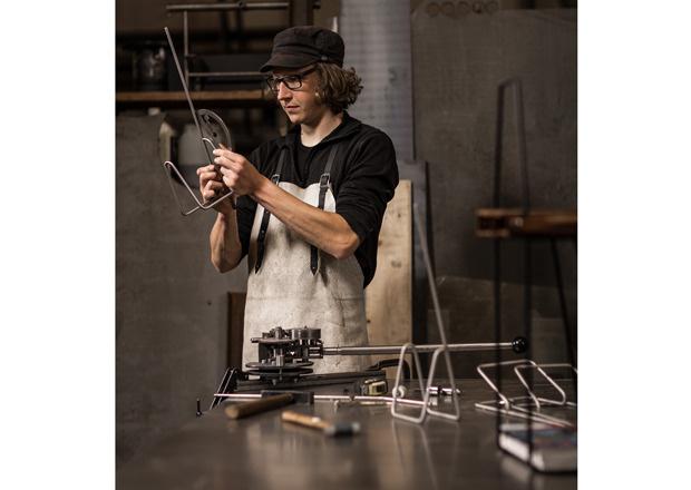 Oliver Rudin, Maßarbeit