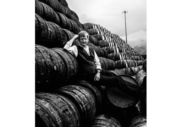 Jim Beveridge, Whisky, Johnnie Walker, Blender