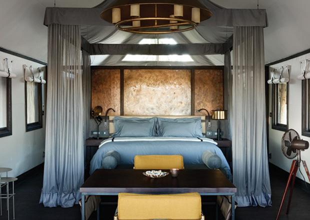 belmond eagle island lodge Schlafzimmer